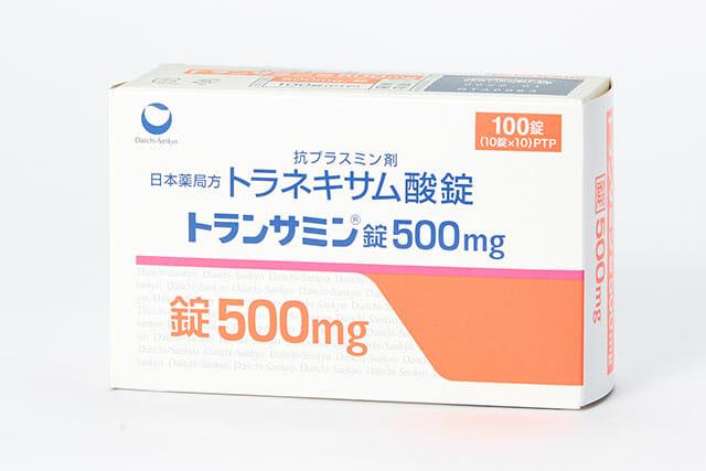 トラネキサム 副作用
