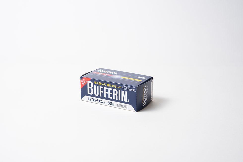バファリンA80錠の商品写真