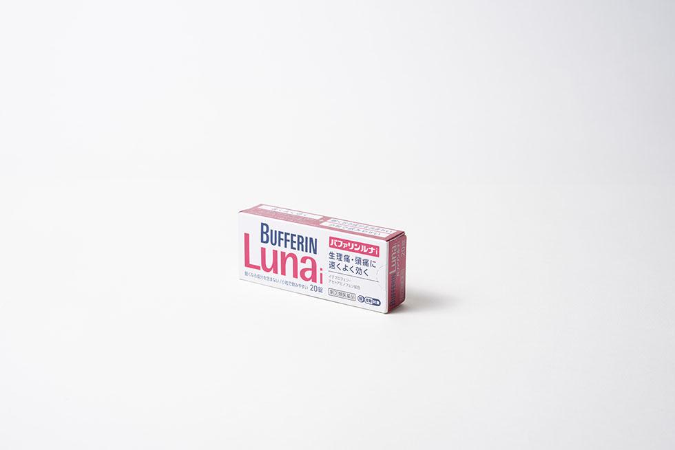 バファリンルナi20錠の商品写真