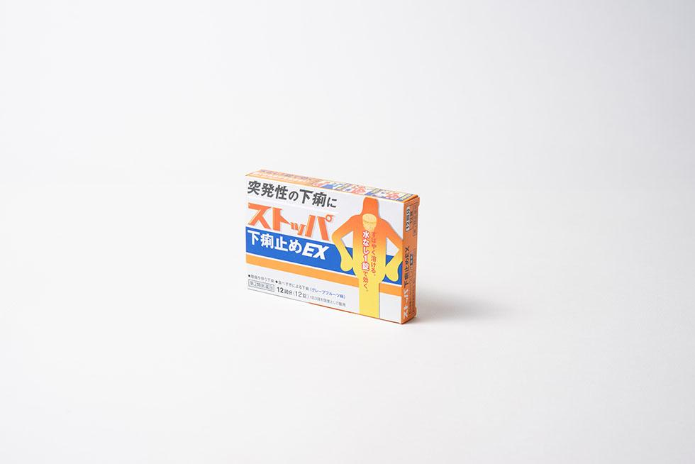 ストッパ下痢止めEX12錠の商品写真