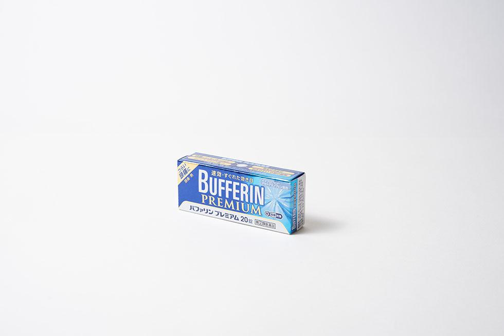 バファリンプレミアム20錠の商品写真