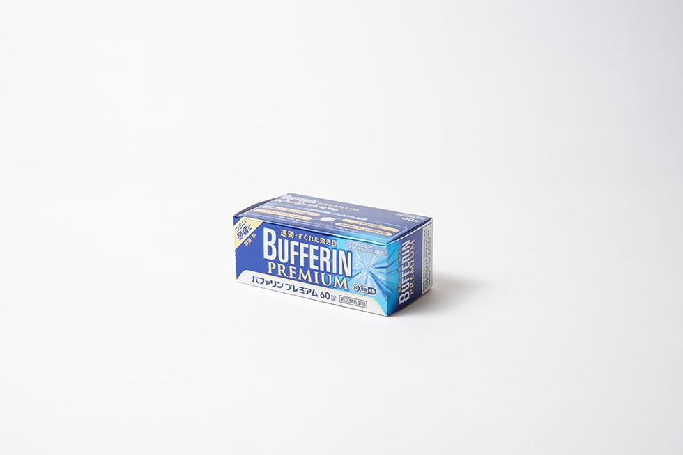 バファリンプレミアム60錠の商品写真