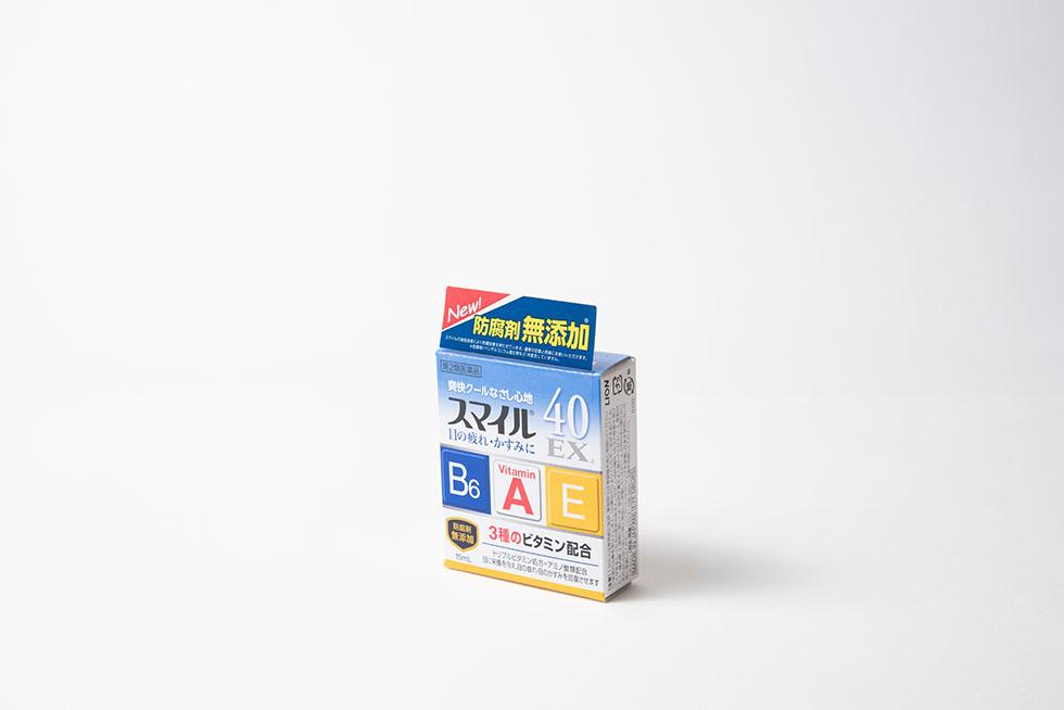 スマイル40EX15mLの商品写真