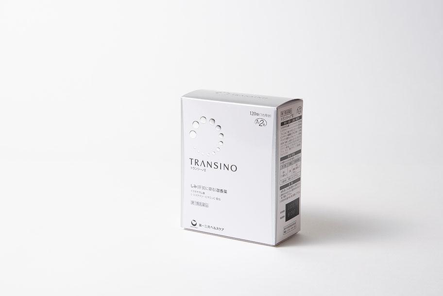 トランシーノII120錠の商品写真
