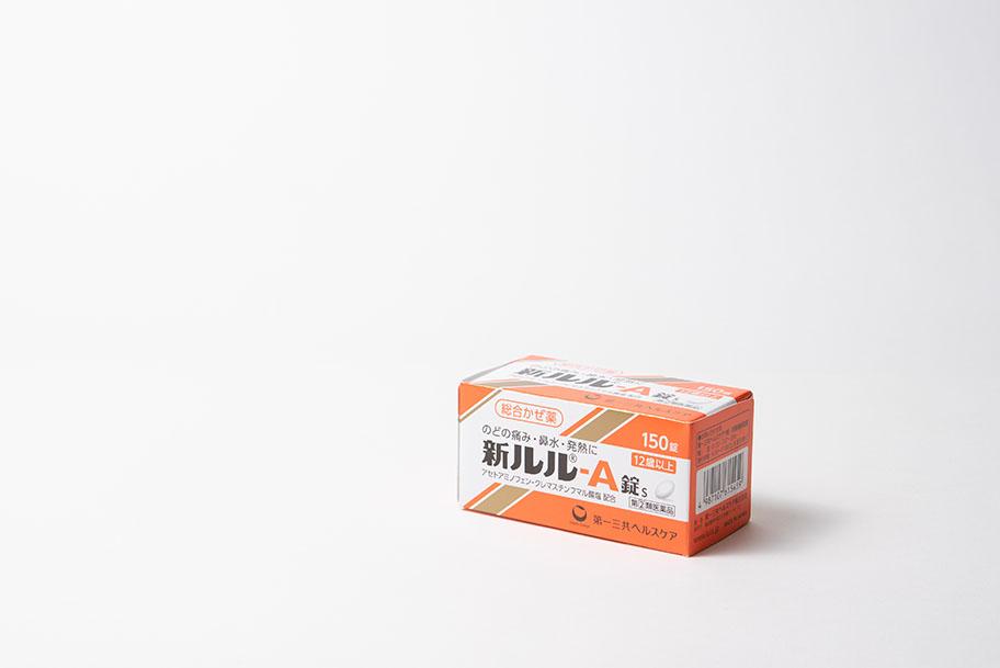 新ルルA錠S150錠の商品写真