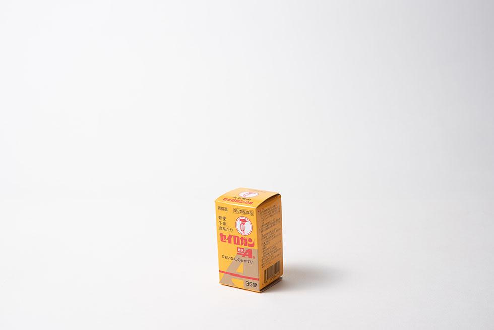 セイロガン糖衣A36錠の商品写真