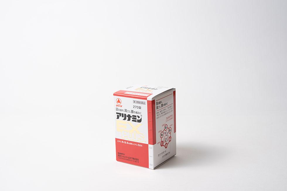 アリナミンEXプラス270錠の商品写真