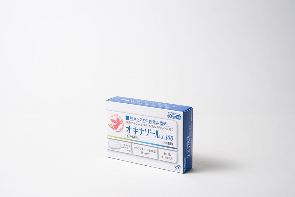 オキナゾールL1006錠の商品写真