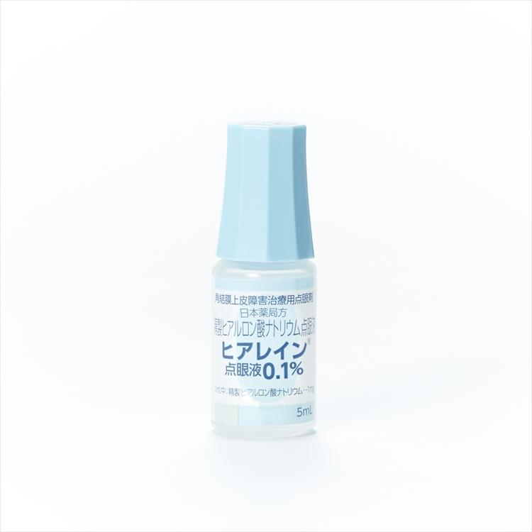 ヒアレイン点眼液0.1%の商品写真