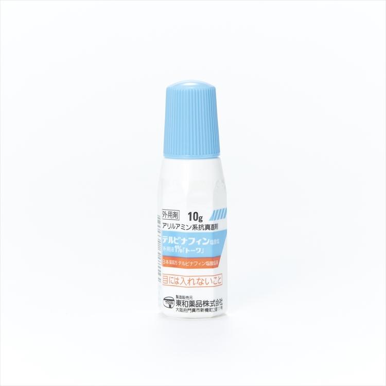 テルビナフィン塩酸塩外用液1%「トーワ」の商品写真
