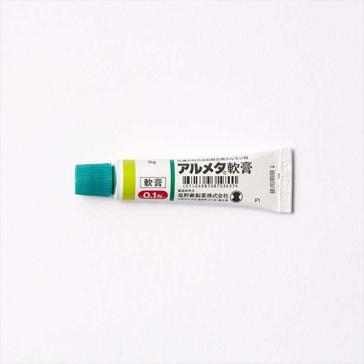 アルメタ軟膏の商品写真