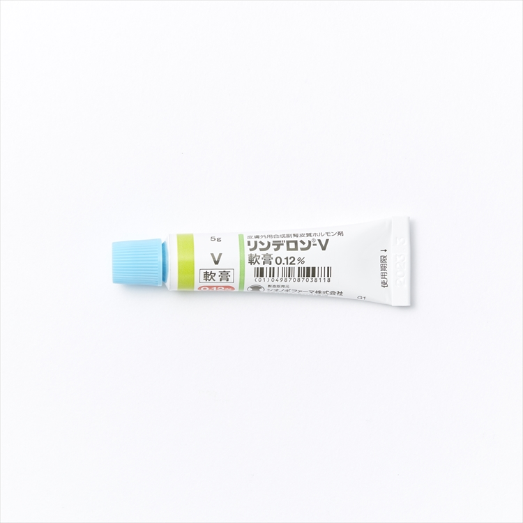 リンデロン-V軟膏0.12%の商品写真
