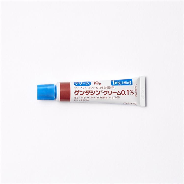 ゲンタシンクリーム0.1%の商品写真