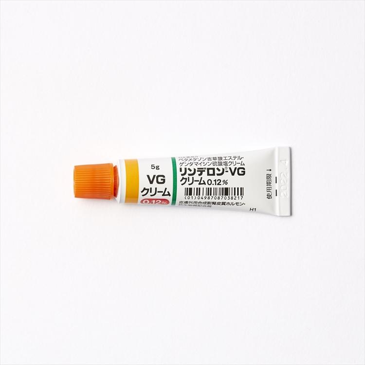 リンデロン-VGクリーム0.12%の商品写真