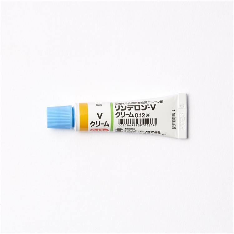 リンデロン-Vクリーム0.12%の商品写真