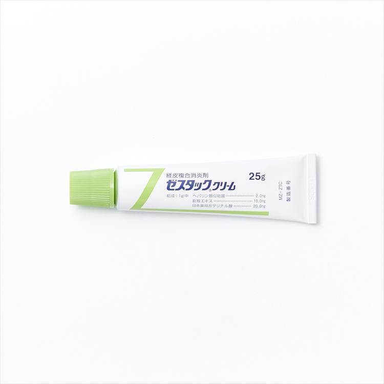 ゼスタッククリームの商品写真