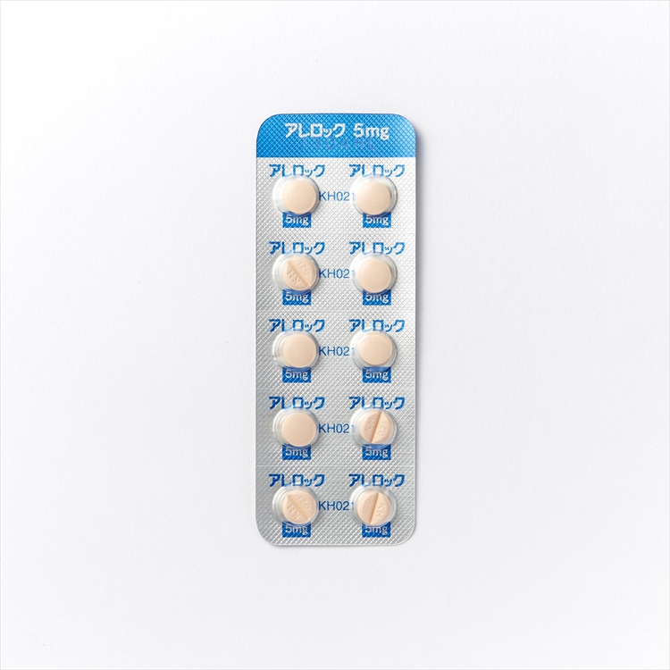 アレロック錠5の商品写真