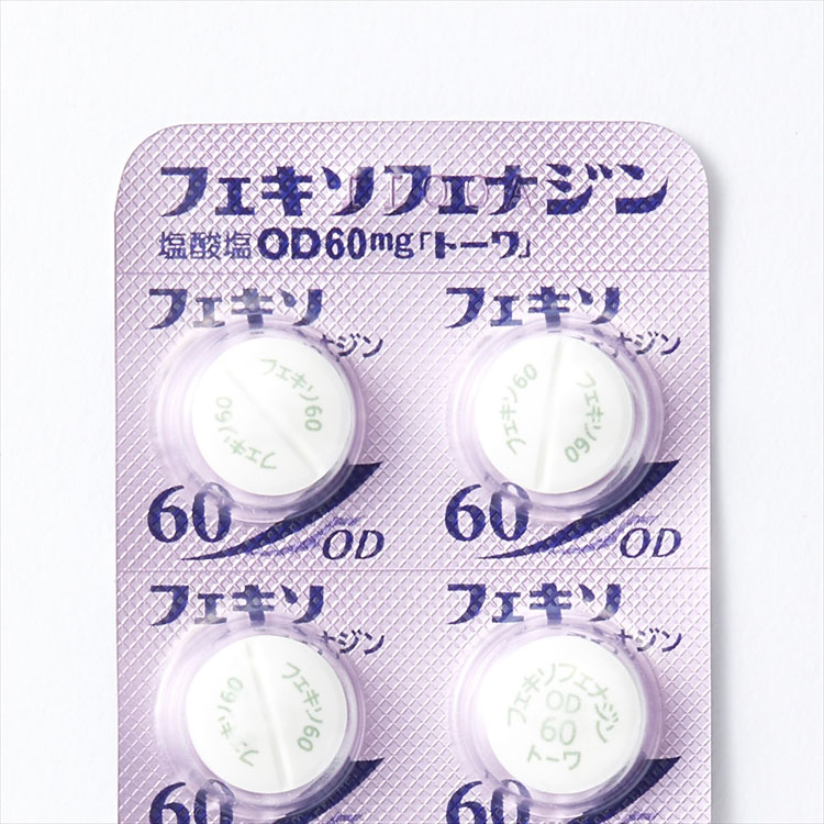 60 フェ キソ フェナジン