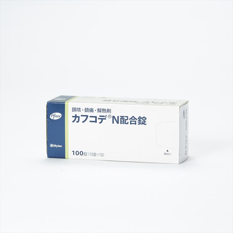 カフコデN配合錠の商品写真