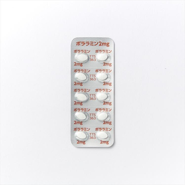 ポララミン錠2mgの商品写真