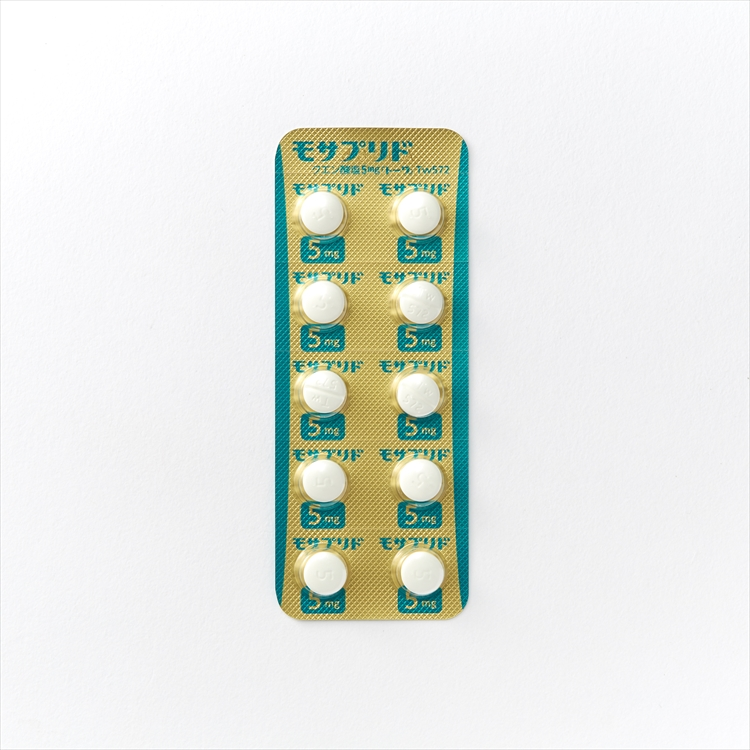 モサプリドクエン酸塩錠5mg「トーワ」の商品写真