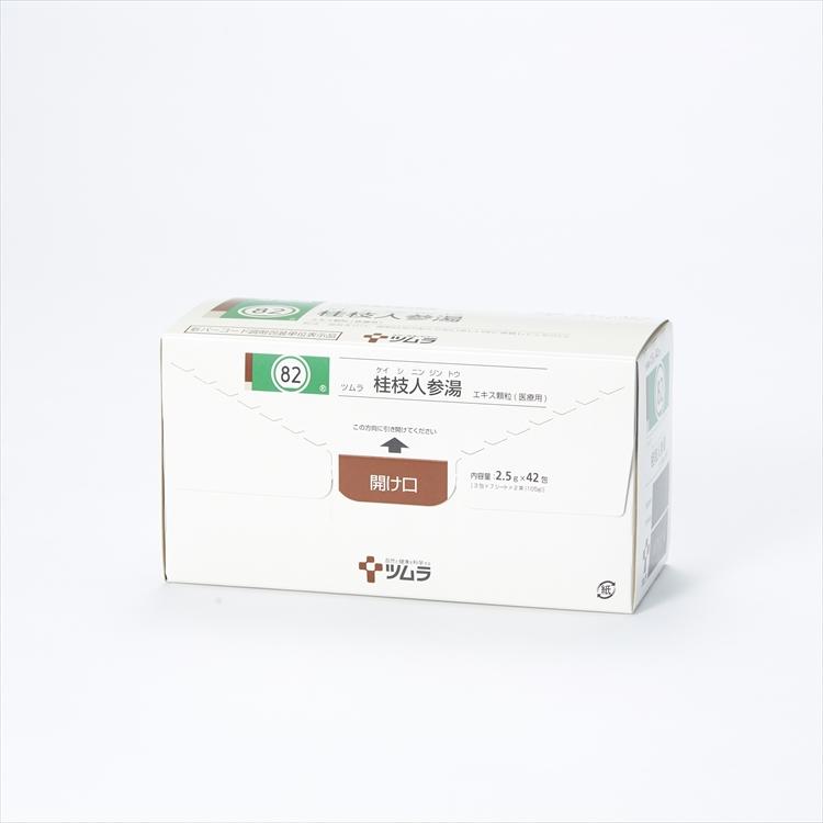 ツムラ桂枝人参湯エキス顆粒(医療用)の商品写真