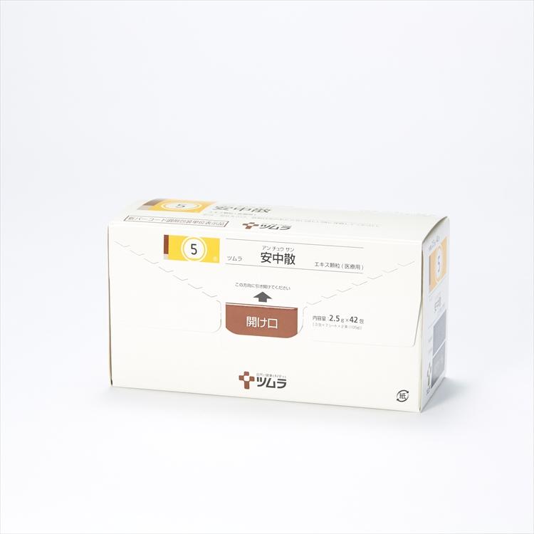 ツムラ安中散エキス顆粒(医療用)の商品写真