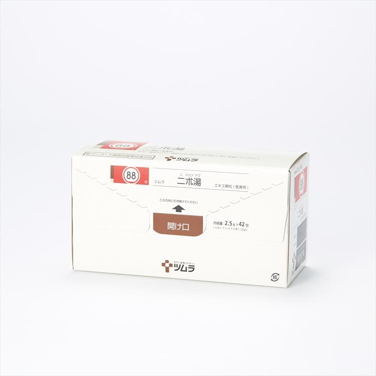 ツムラ二朮湯エキス顆粒(医療用)の商品写真