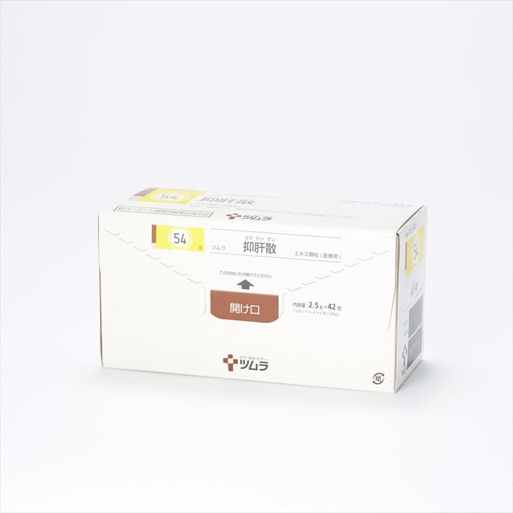 ツムラ抑肝散エキス顆粒(医療用)の商品写真