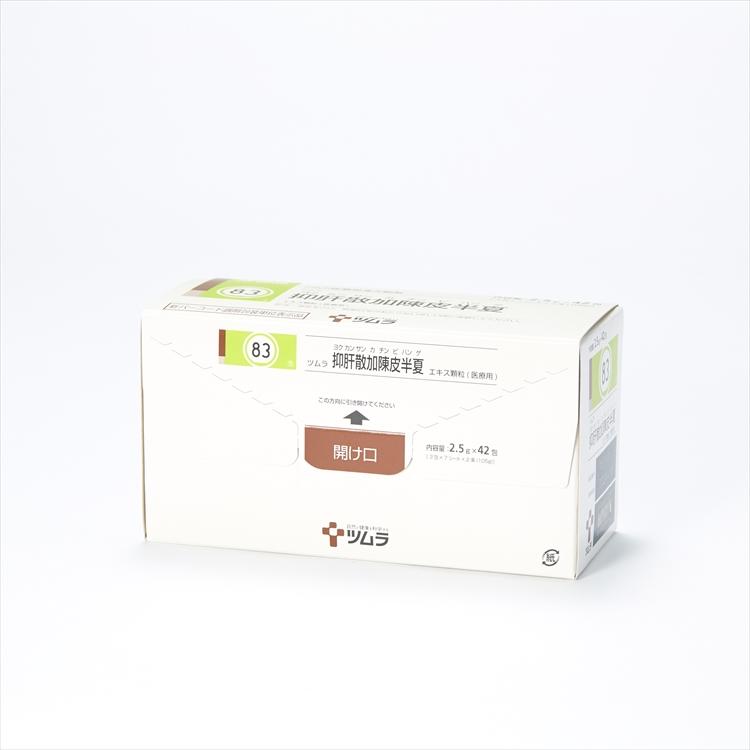 ツムラ抑肝散加陳皮半夏エキス顆粒(医療用)の商品写真