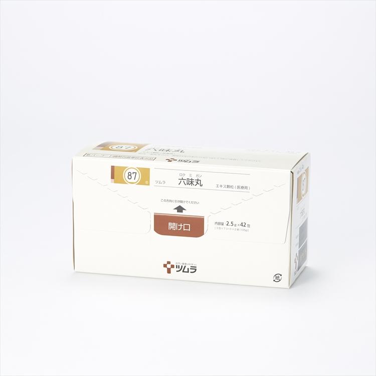 ツムラ六味丸エキス顆粒(医療用)の商品写真