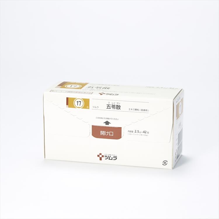 ツムラ五苓散エキス顆粒(医療用)の商品写真