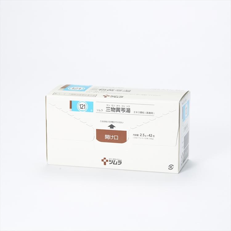 ツムラ三物黄ごん湯エキス顆粒(医療用)の商品写真