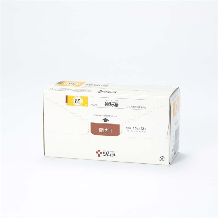 ツムラ神秘湯エキス顆粒(医療用)の商品写真