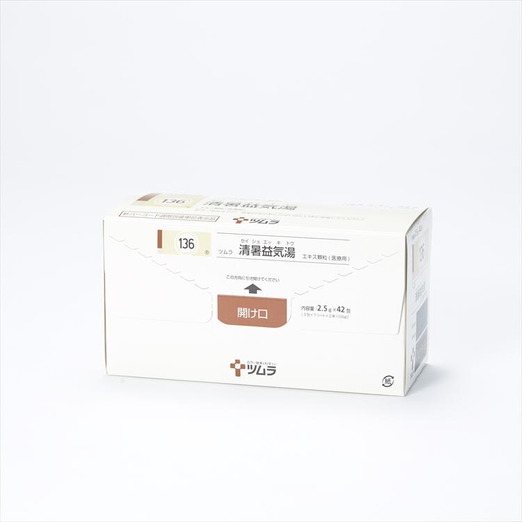ツムラ清暑益気湯エキス顆粒(医療用)の商品写真