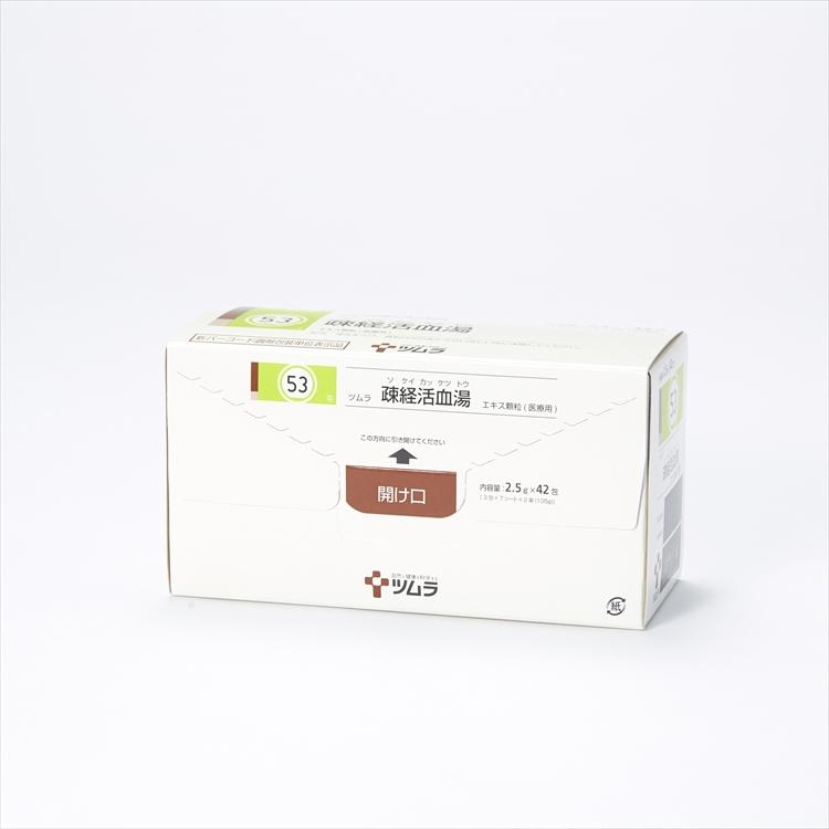 ツムラ疎経活血湯エキス顆粒(医療用)の商品写真