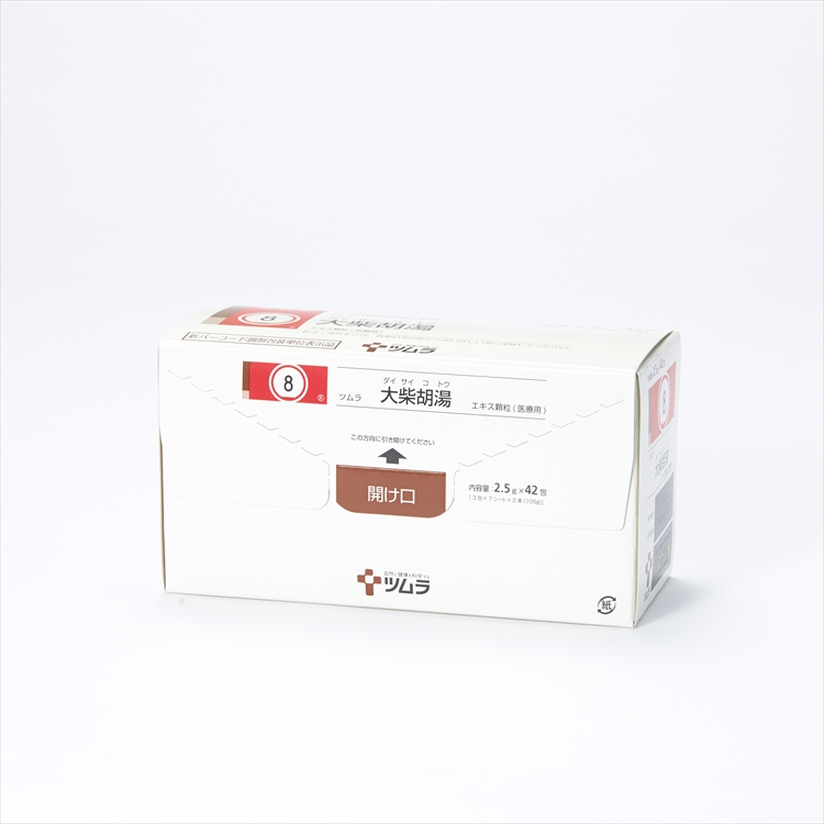 ツムラ大柴胡湯エキス顆粒(医療用)の商品写真