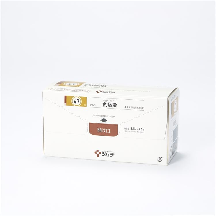 ツムラ釣藤散エキス顆粒(医療用)の商品写真