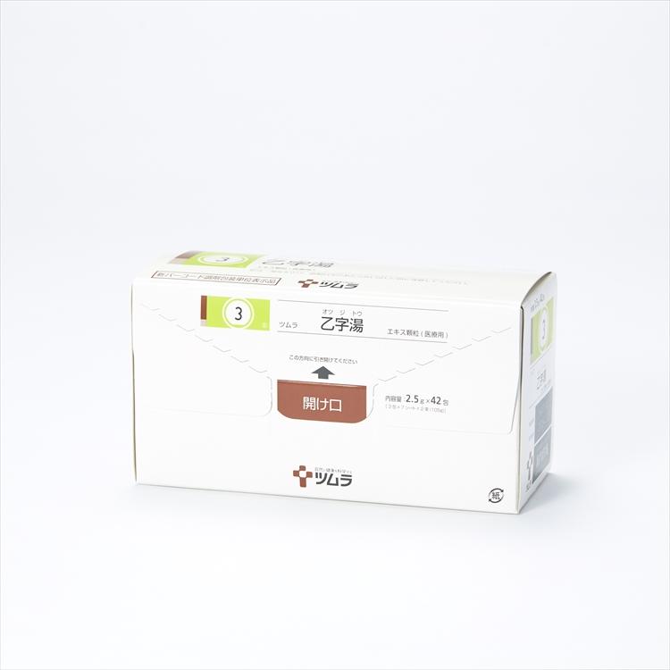 ツムラ乙字湯エキス顆粒(医療用)の商品写真
