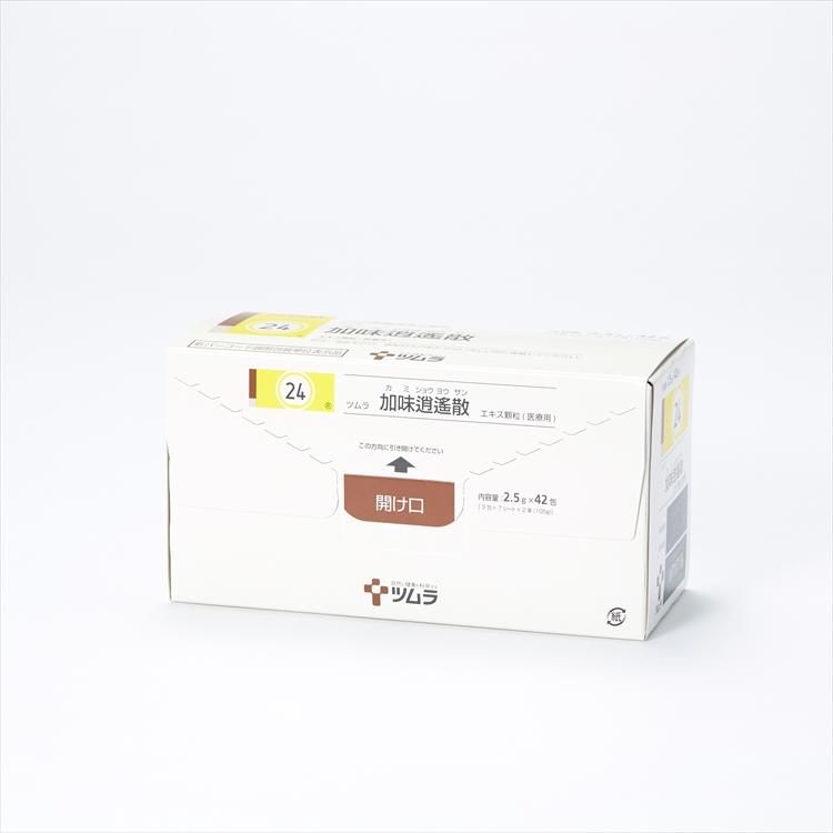 ツムラ加味逍遙散エキス顆粒(医療用)の商品写真