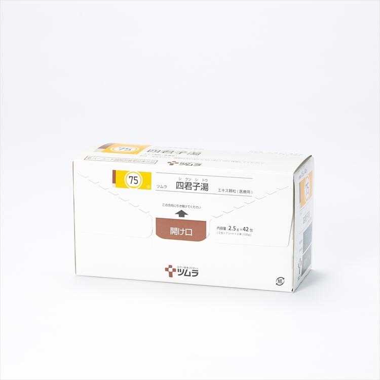 ツムラ四君子湯エキス顆粒(医療用)の商品写真