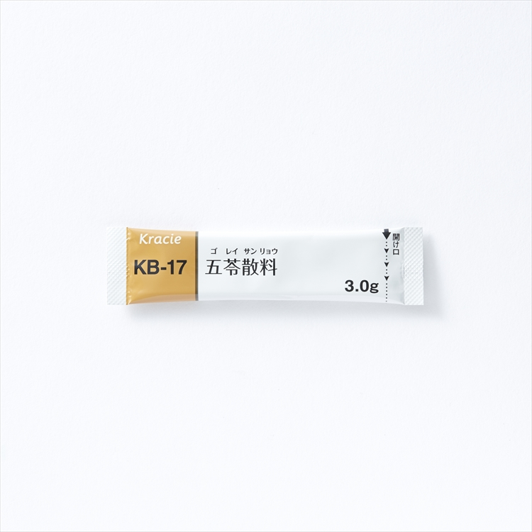 クラシエ五苓散料エキス細粒の商品写真