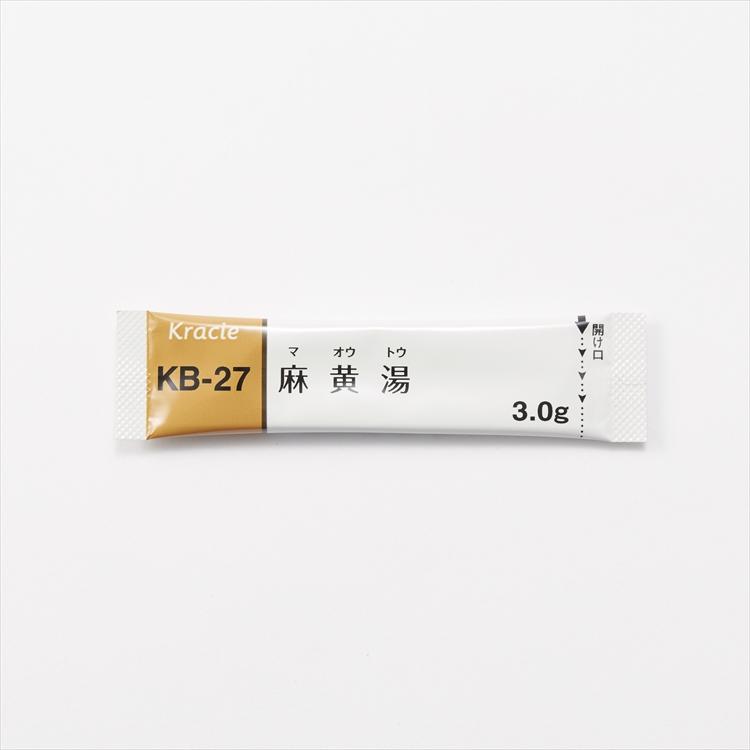クラシエ麻黄湯エキス細粒の商品写真