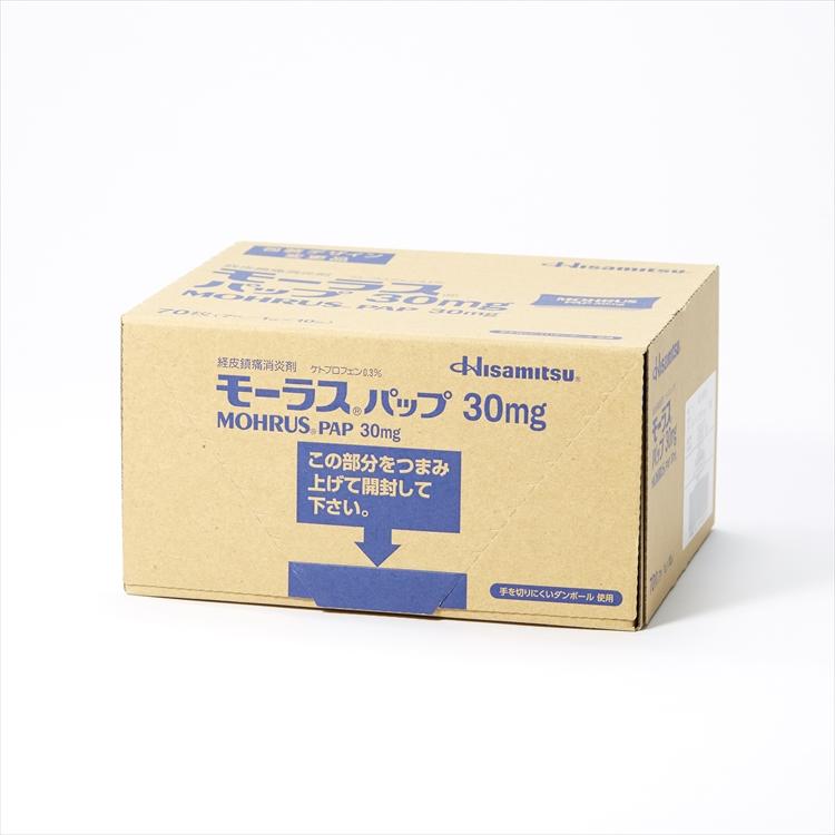 モーラスパップ30mgの商品写真