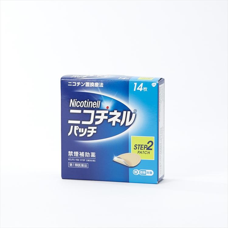 ニコチネルパッチ1014枚の商品写真