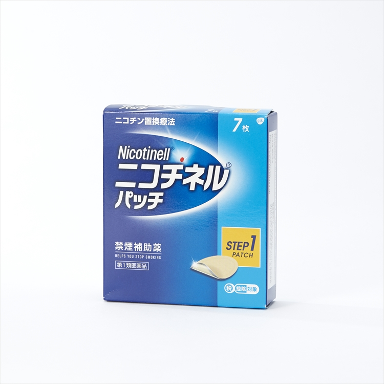 ニコチネルパッチ207枚の商品写真