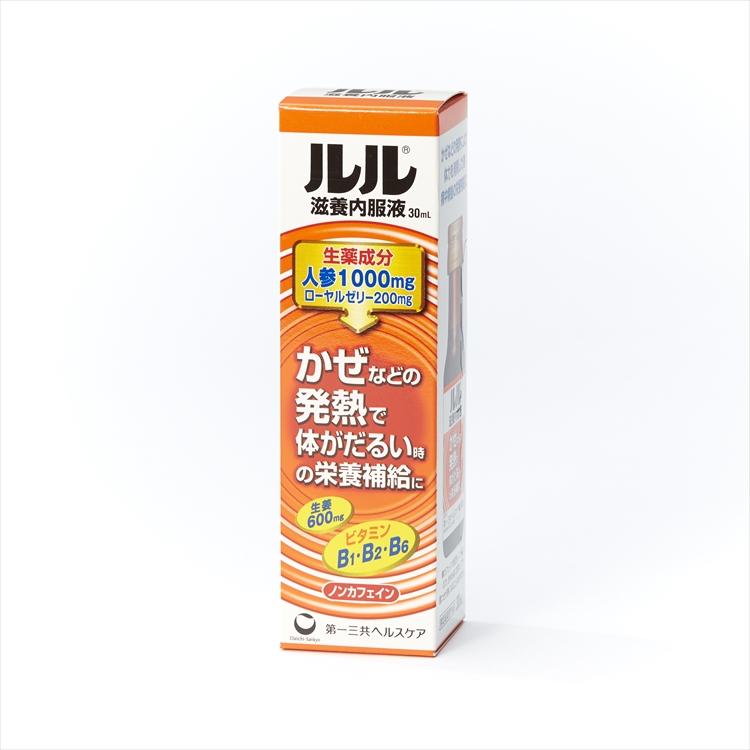 ルル滋養内服液の商品写真