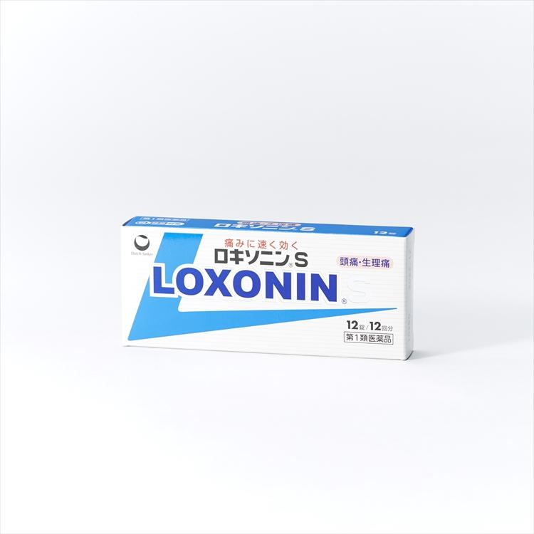 ロキソニンSの商品写真