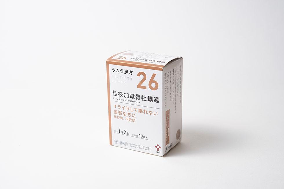 ツムラ漢方桂枝加竜骨牡蛎湯エキス顆粒(20包)の商品写真