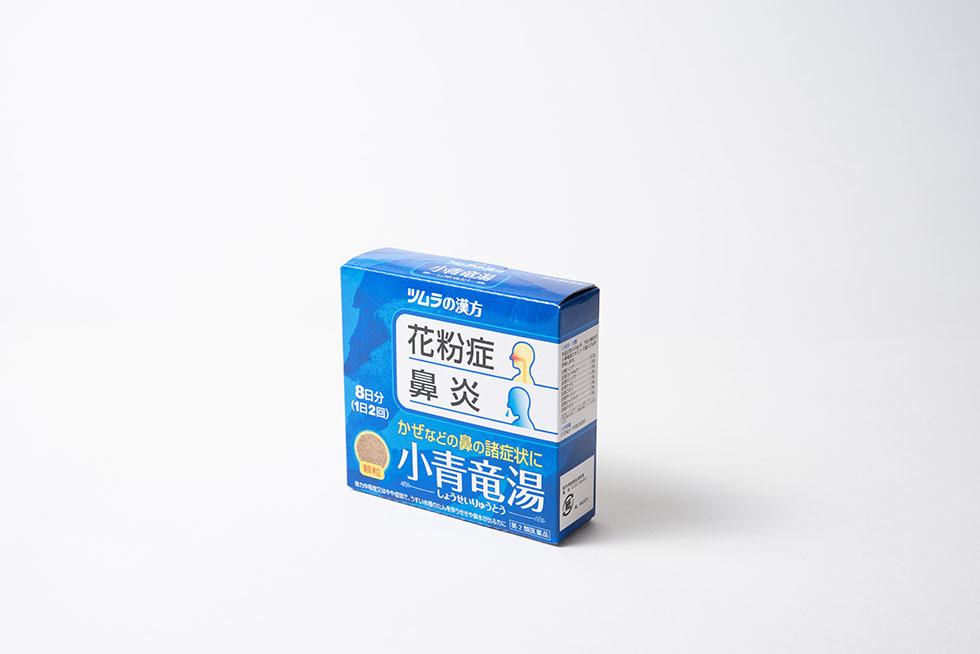 小青竜湯エキス顆粒(16包)の商品写真